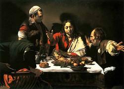 1596 Repas d'Emmaüs