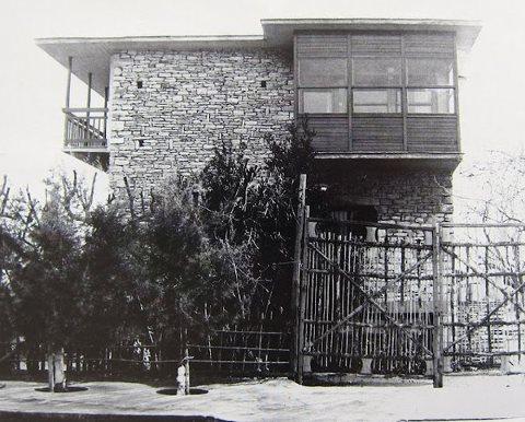 Pourris residence