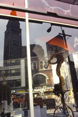 New-York vitrine