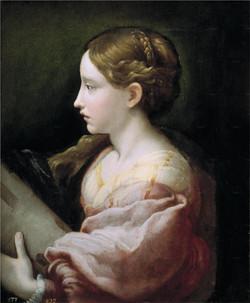Parmigianino saint-barbara.jpg!HD