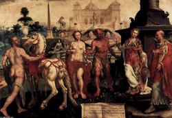 Momus Criticizes the Gods Creations