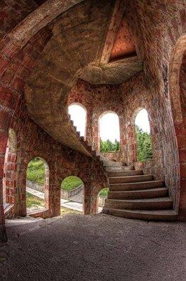 Łapalice Castle, Poland