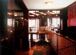 Looshaus interior