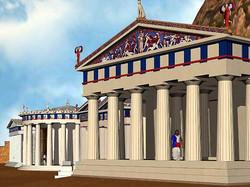Temple of Athena & tholos