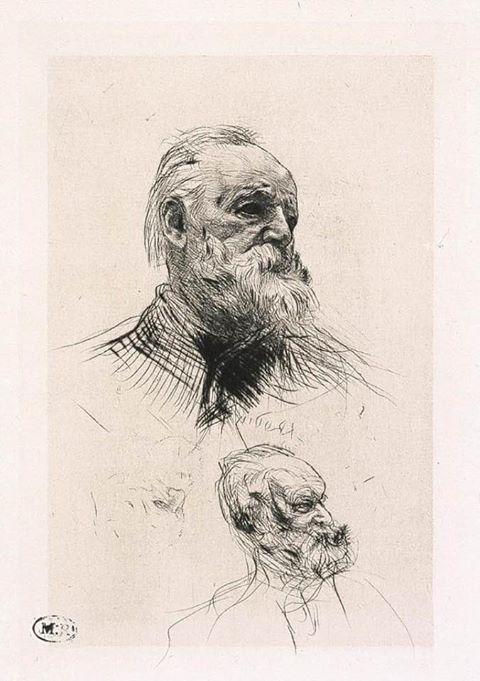1884 Victor Hugo, par Rodin