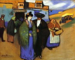 1900 Couple esp. devant auberge.jpg