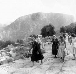Μαρία κάλλας στους Δελφούς 1959