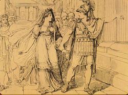 Alexandre-le-grand et la Pythie