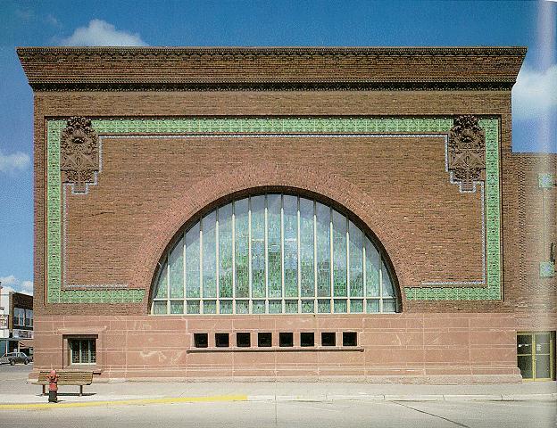 National Farmer's Bank, Owatonna, Minnesota (1908)