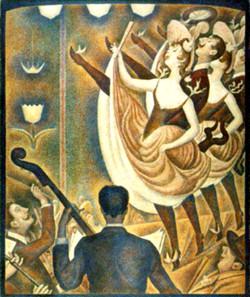Le chahut 1889