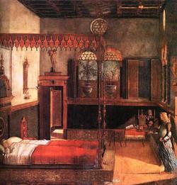 1494 Rêve de Ste Ursule