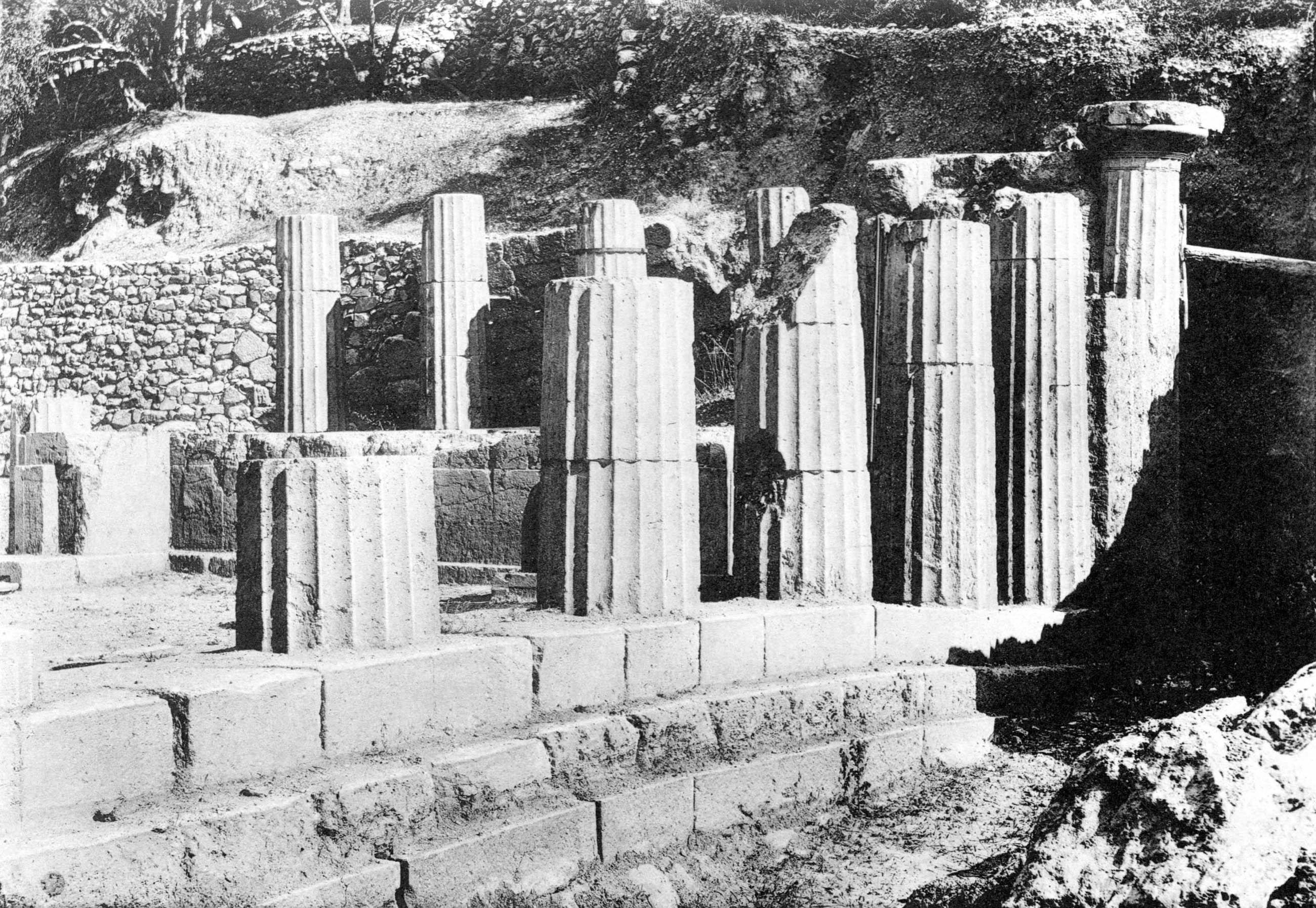t. d'Athéna avant 1905