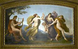 Apollon et Muses