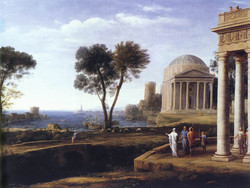 Enée à Delos