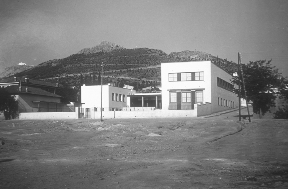 Lycée scientifique 1931