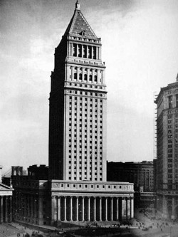 Cass Gilbert - United States Courthouse Building 2