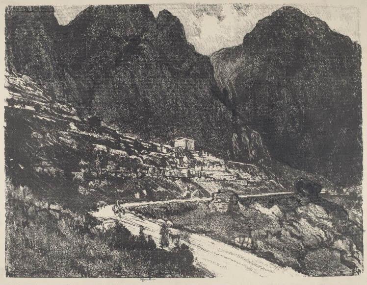 Pennell, Joseph 1913 2