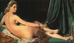 1814 Grande odalisque