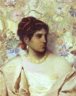A Greek Woman 1877