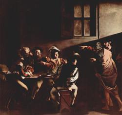 1601 La vocation de San Mateo