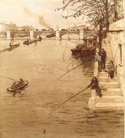 Pêcheurs 1921