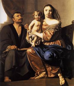 1660 holy family