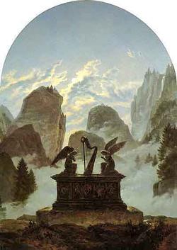 Monument à Goethe