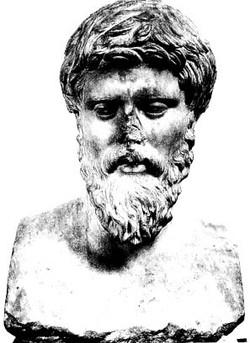 Philosophe de face