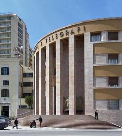 Palazzo delle Poste, Agrigento, Sicily 3