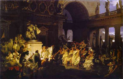 Orgie romaine 1872