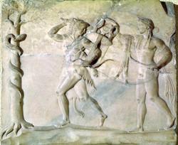 Héraclès Apollon