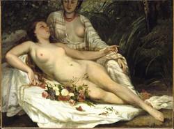 1858 Baigneuses