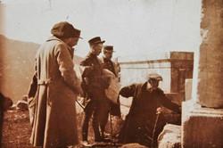 1917 officiers sur l'Aire