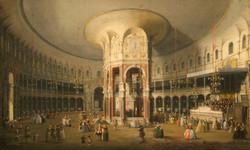 Canaletto Ranelegh 1754