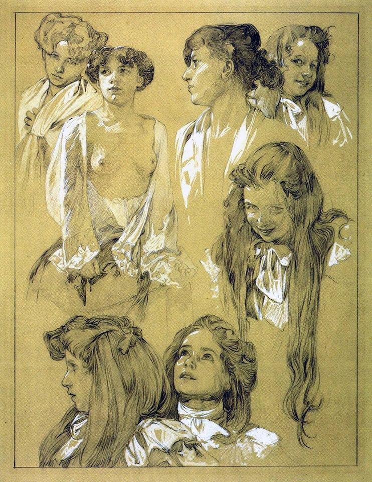 1888 Mucha