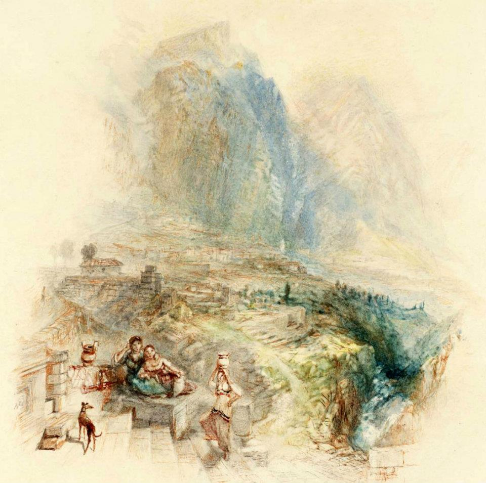 Joseph Mallord William Turner 1832