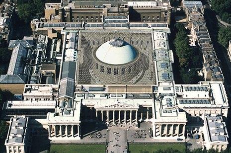 BM 01 aerial view