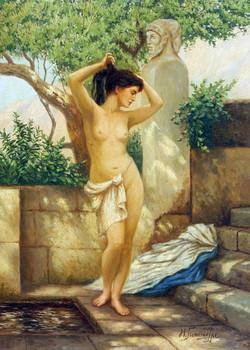 Femme_grecque_à_la_fontaine