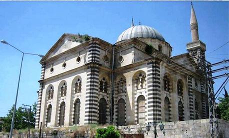 église arménienne transformée en mosquée