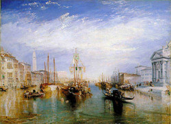 1835 Le grand Canal