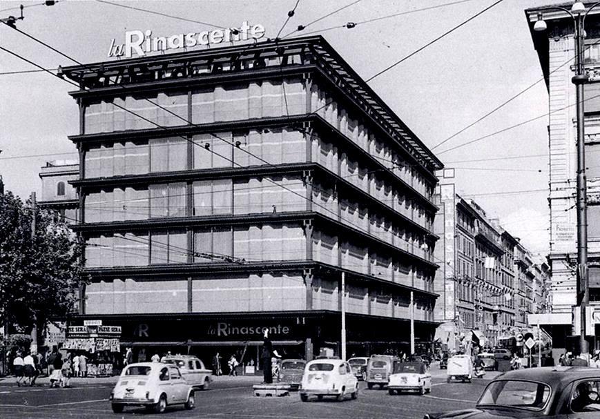 La Rinascente (1962) Roma