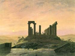 Temple de Junon à Agrigente