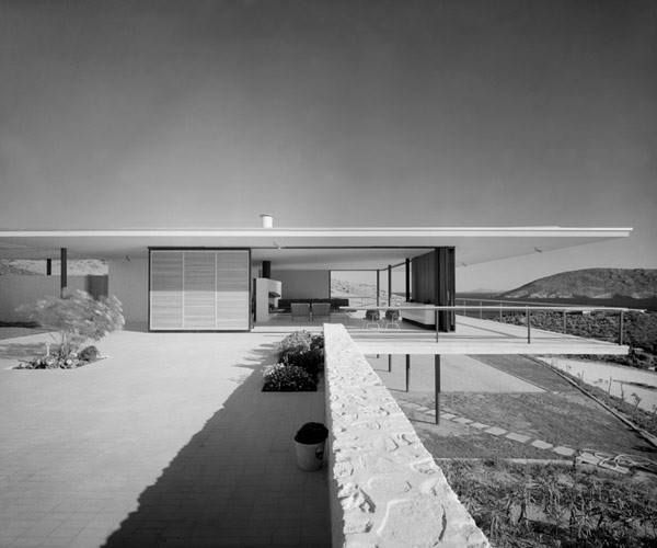 Lanaras weekend house (1961-63)