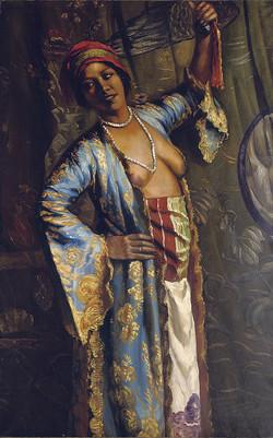 La Danseuse exotique 1915