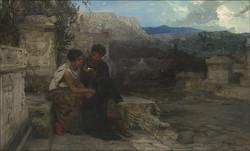 nuit à Pompéi