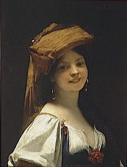 Lefebvre,_Jules_Joseph_-_La_jeune_rieuse_-_1861
