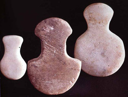 Figurines de marbre