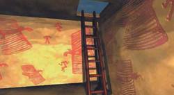 Çatal Höyük room