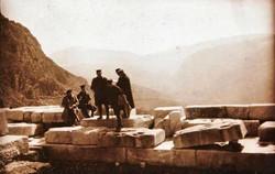 1917 soldats français sur le temple