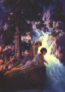 Waterfall, 1930 2